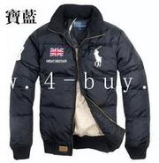 Hot selling mens downjackets