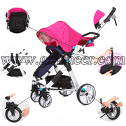 Baby stroller with car seat,  baby stroller China stroller