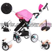 Baby stroller combo stroller,  big wheel baby stroller