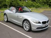 2009 BMW z4 BMW Z4 3.0 SDRIVE 30I SAT NAV + RED LEATHER + 19 I
