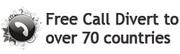 Free International Call Divert and Forwarding