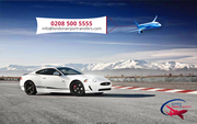 London City airport transfer services