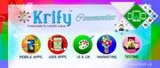 Mobile Apps Development Company | Krify