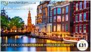 Amsterdam Hotels Deals